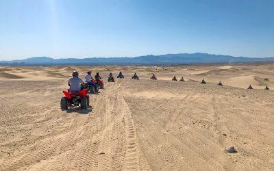 6 Reasons To Choose Las Vegas ATVs Nellis Dunes Tour Vs. Our Competitors